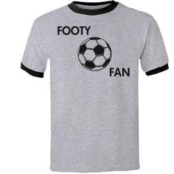 footy fan