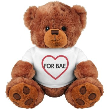 For Bae Teddy Bear