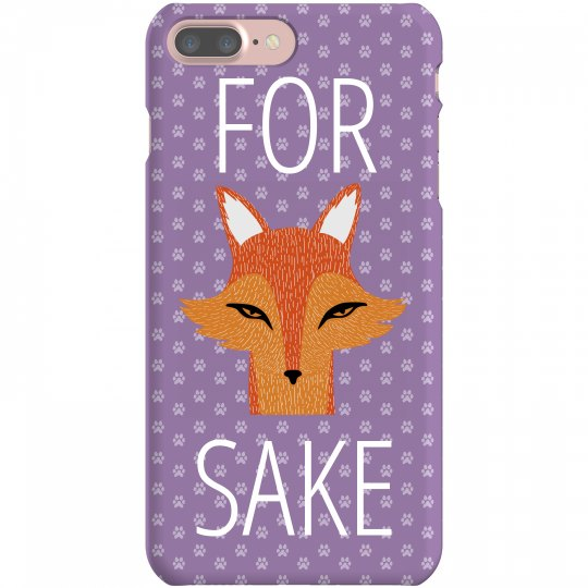 For Fox Sake Cases