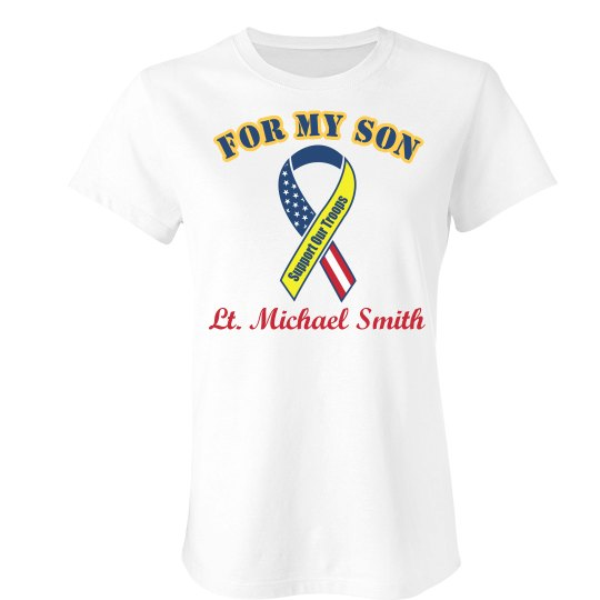For My Military Son