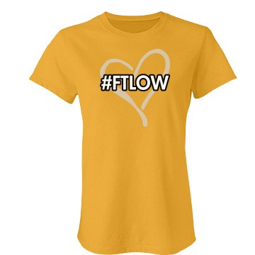 """For The Love Of Women Hash Tag """"This Is A Must"""" Tee"""