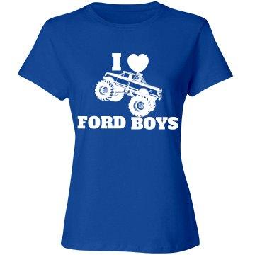 FORD BOYS 1 - MissesFIt