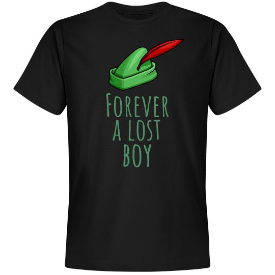 Forever a lost boy