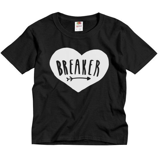 Forever Heartbreaker Youth Tee
