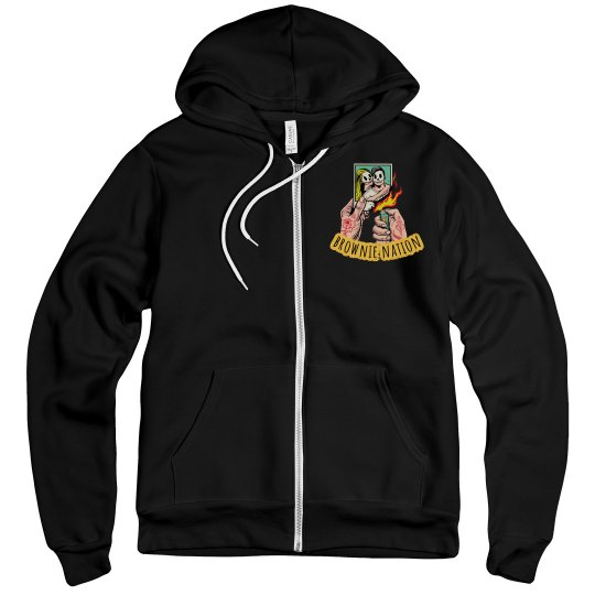 Forever love (zip up)