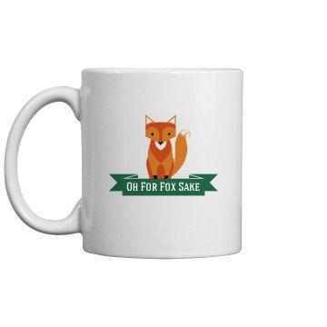 Fox cup green