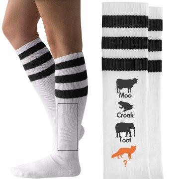 Fox In Socks Say What?