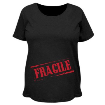 Fragile Baby Tee