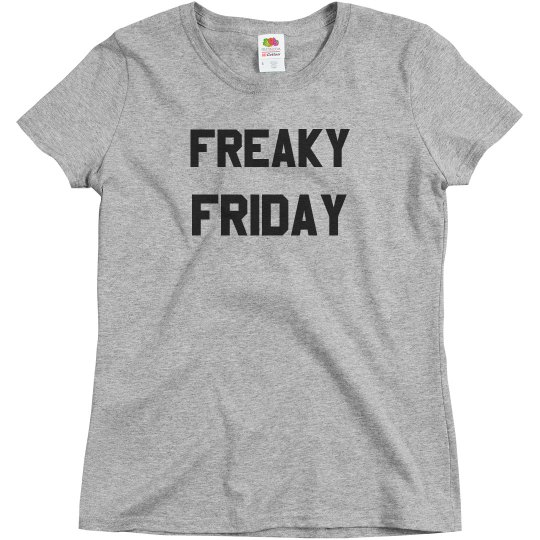 Freaky Friday XDAYS