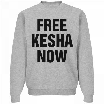 Free Kesha Now Shirts