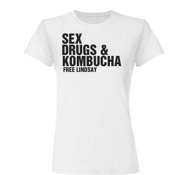 Free Lindsay Kombucha
