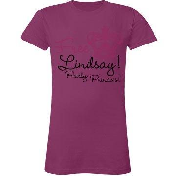 Free Lindsay Princess