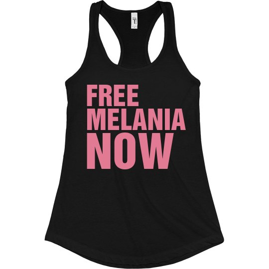 Free Melania From Her Prison