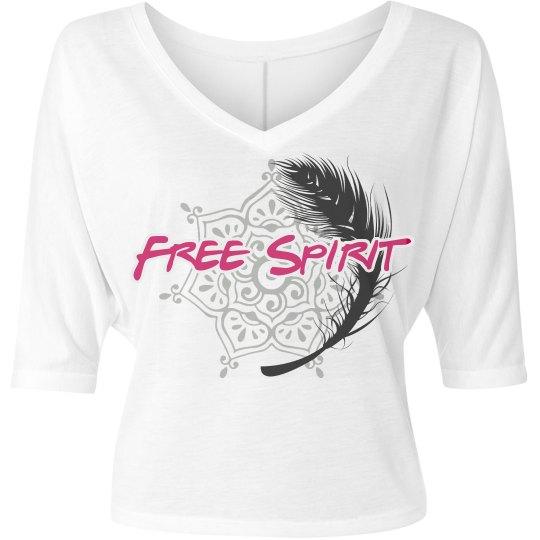 Free Spirit Designer Shirt