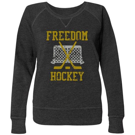 freedom hockey long sleeve plus