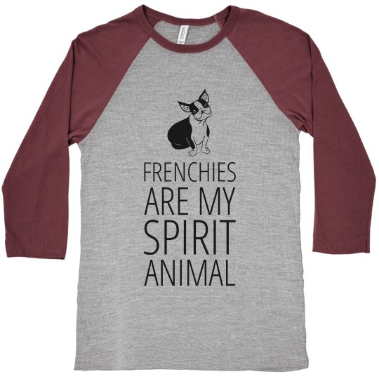 Frenchie Spirit Animal