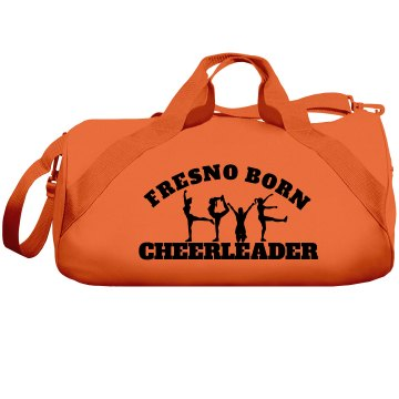 Fresno Cheerleader