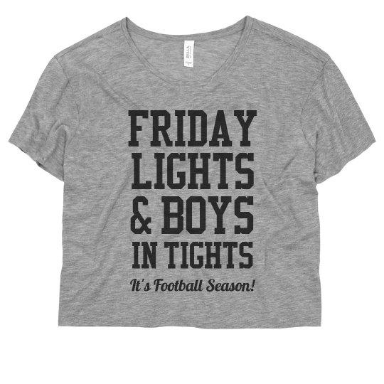 Friday Night Football Girlfriend