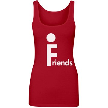 Friends Forever Tank