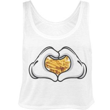 fries heart tank