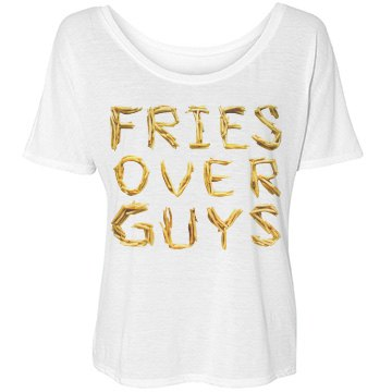Fries Over Guys