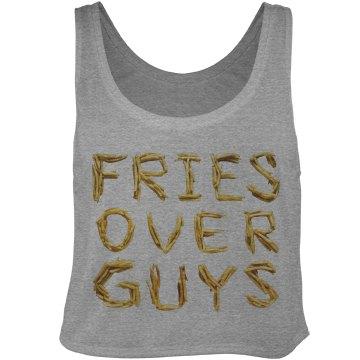 Fries Over Guys Crop