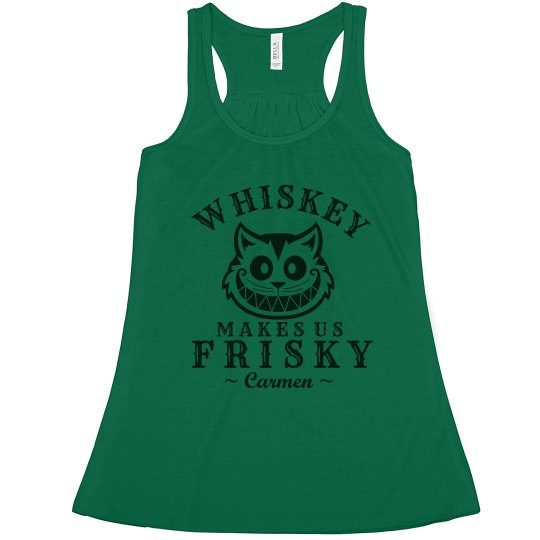 Frisky Whiskey Girl 3
