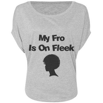 Fro on Fleek