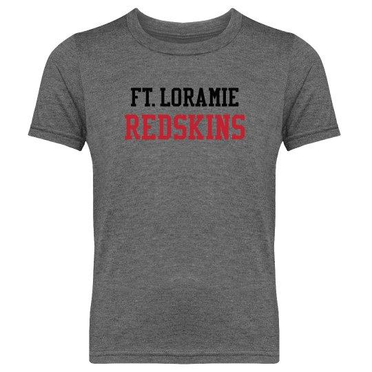 ft loamie youth tee