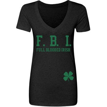 Full Blooded Irish