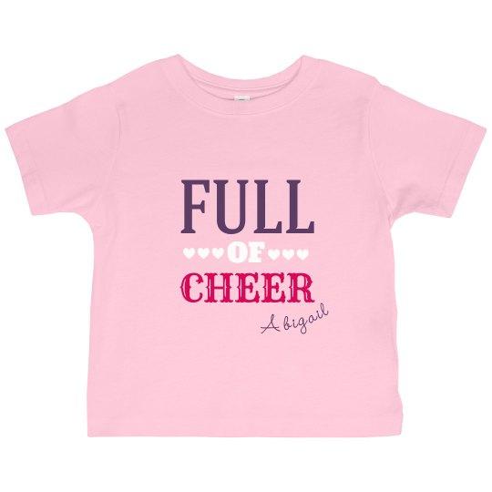 Full Of Cheer