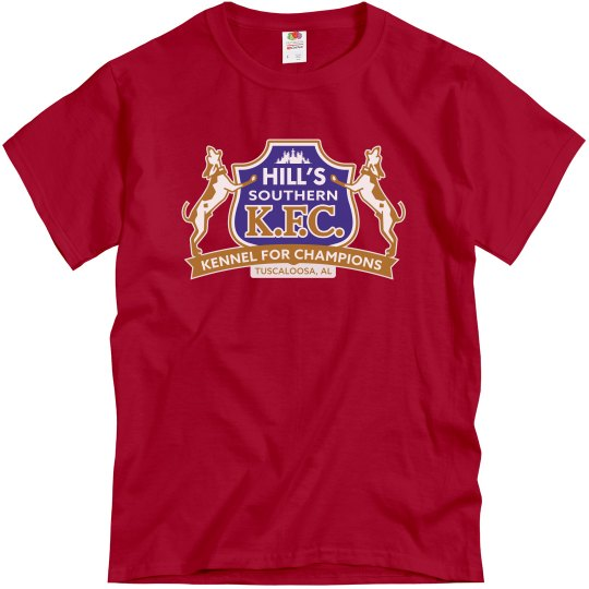 Full-color Logo Tee, 1-Sided (Front)