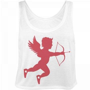 Fun Cupid Run Top