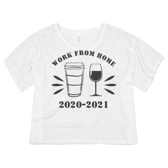 Funny 2020 Coffee Wine Crop