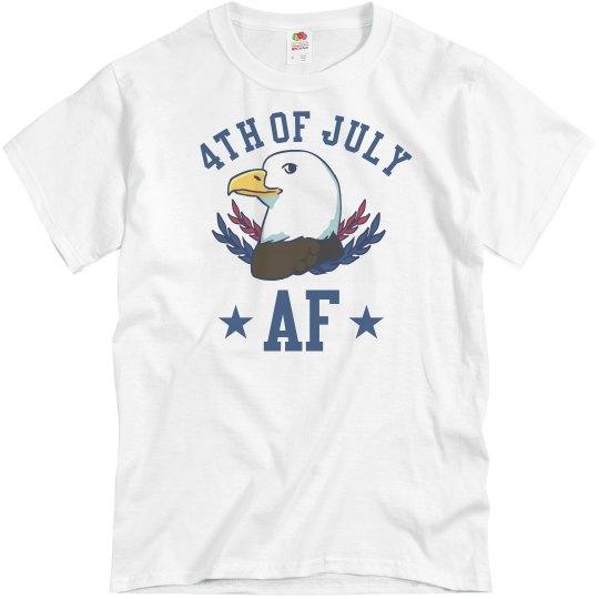 Funny 4th Of July AF