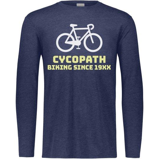 Funny Bicycle Cycopath Custom