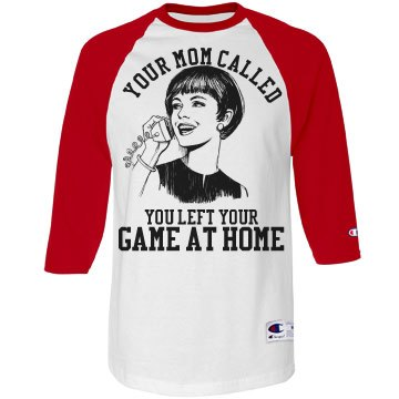 Funny Custom Baseball Softball Mom Sports Mom Jerseys