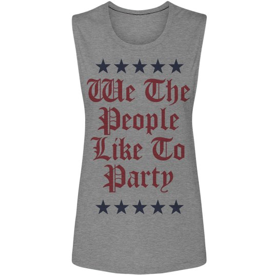 Funny Fourth Of July Party