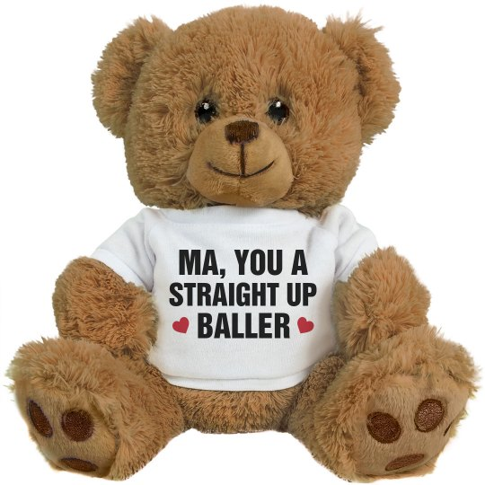 Funny Gangsta Mothers Day Gift
