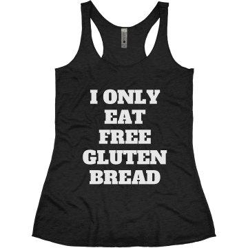 Funny Gluten Double Take