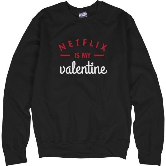 Funny Netflix & No Chill Sweater