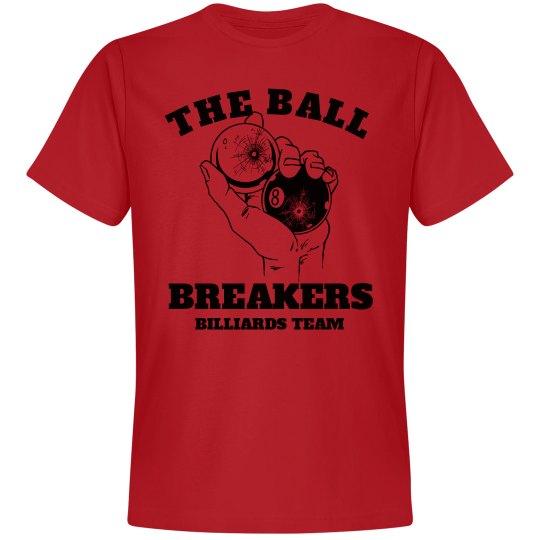 Funny Pool League Team Unisex Premium T Shirt