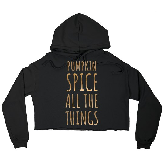 Funny Pumpkin Spice All Things