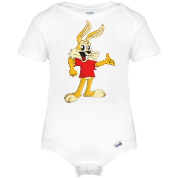Funny Rabbit Romper