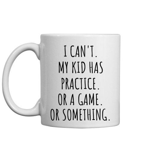 Funny Soccer Mom Gift Mug