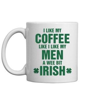 Funny St Patricks Day Irish Mug