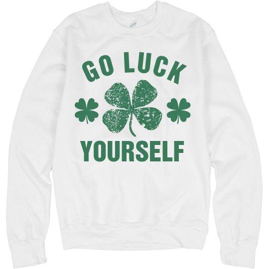 Funny St Patty's Day Sweatshirts