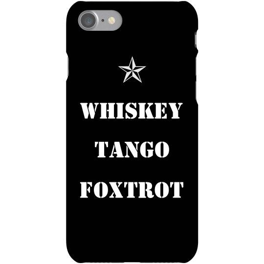 Funny Whiskey Tango Foxtrot