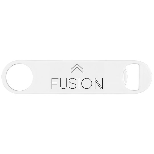 Fusion Bottle Opener