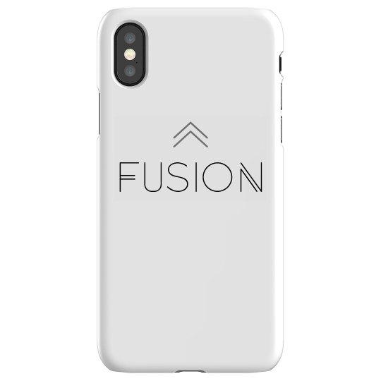 Fusion Iphone X Case